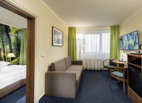Hotelzimmer mit Minigolf im AHORN Hotel Am Fichtelberg