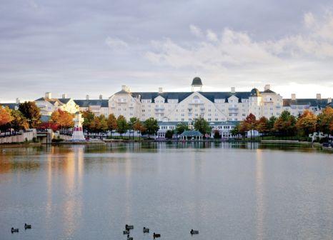 Hotel Disney's Newport Bay Club 2 Bewertungen - Bild von DERTOUR