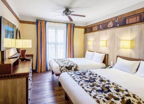 Hotelzimmer mit Geschäfte im Disney's Hotel Cheyenne