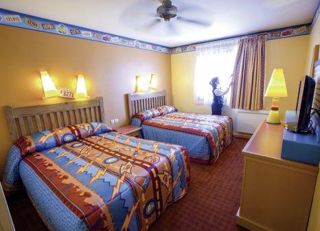 Hotelzimmer mit Spielplatz im Disney's Hotel Santa Fe