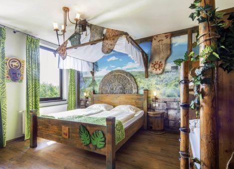 Hotelzimmer mit Spielplatz im Heide Park Abenteuerhotel