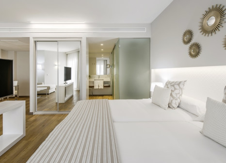 Hotelzimmer mit Mountainbike im Oliva Nova Beach & Golf Hotel