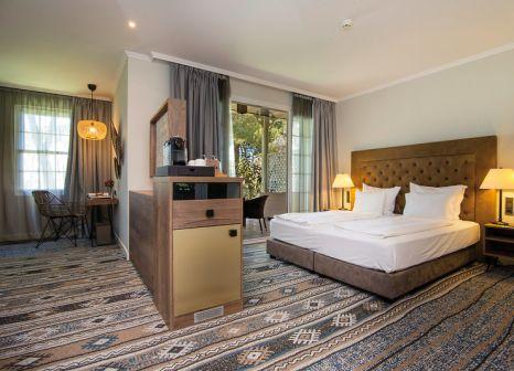 Hotelzimmer mit Volleyball im Lindner Golf Resort Portals Nous