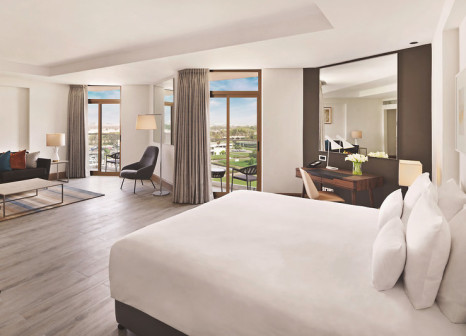 Hotelzimmer mit Golf im JA Beach Hotel