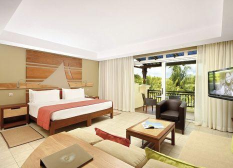 Hotelzimmer mit Volleyball im Shandrani Beachcomber Resort & Spa