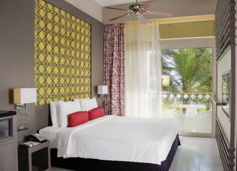 Hotelzimmer mit Tennis im Heritance Negombo