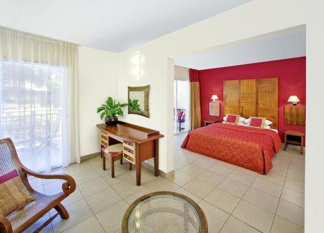 Hotelzimmer mit Volleyball im Hôtel Le Récif