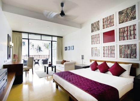 Hotelzimmer mit Yoga im The Blue Water Hotel
