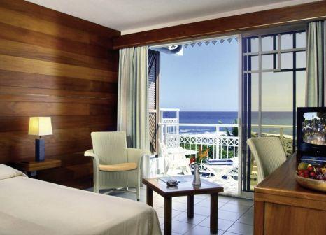 Hotelzimmer mit Tennis im Hotel Boucan Canot