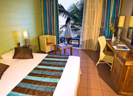 Hotelzimmer mit Golf im Hotel Boucan Canot
