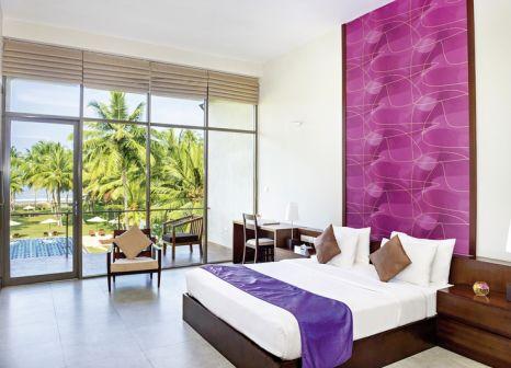 Hotelzimmer mit Volleyball im Taprobana Wadduwa
