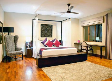 Hotelzimmer mit Mountainbike im Uga Bay by Uga Escapes