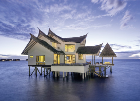 Hotel Jumeirah Vittaveli in Süd Male Atoll - Bild von DERTOUR