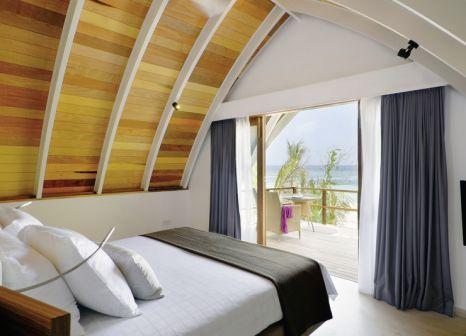 Hotelzimmer mit Wassersport im Kandolhu Maldives