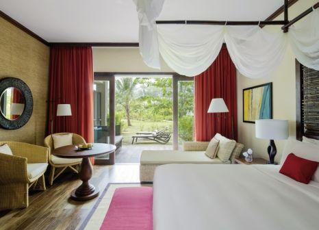 Hotelzimmer mit Volleyball im The H Resort Beau Vallon Beach Seychelles
