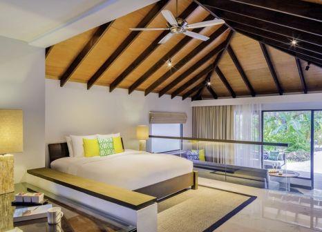 Hotelzimmer mit Fitness im Velassaru Maldives