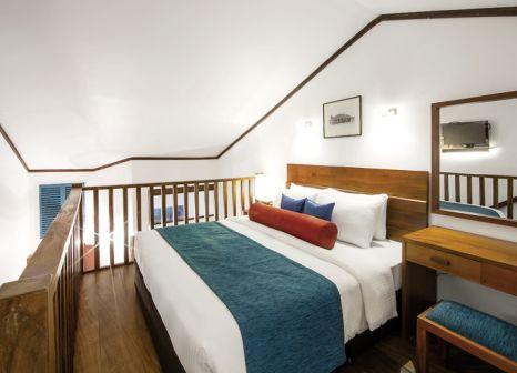 Hotelzimmer mit Volleyball im Tangerine Beach Hotel