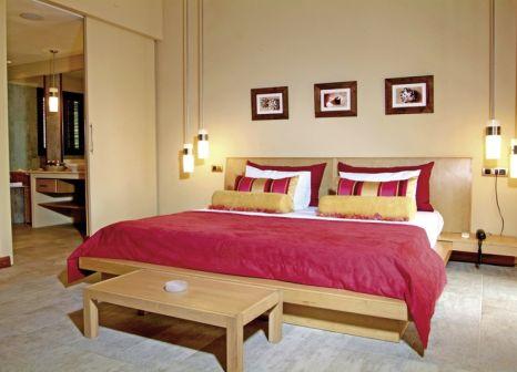 Hotelzimmer mit Paddeln im Ocean Beauty