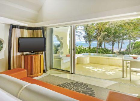 Hotelzimmer mit Volleyball im SO Sofitel Mauritius Hotel