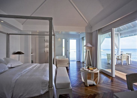 Hotelzimmer mit Yoga im Diamonds Athuruga