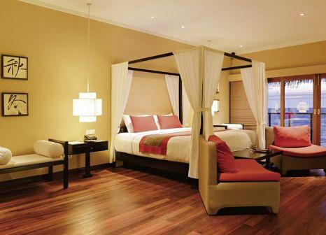 Hotelzimmer mit Fitness im Adaaran Select Hudhuranfushi