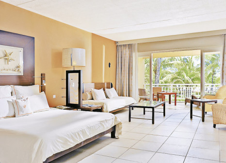 Hotelzimmer mit Yoga im Victoria Beachcomber