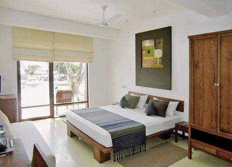Hotelzimmer mit Volleyball im Pandanus Beach Resort & Spa