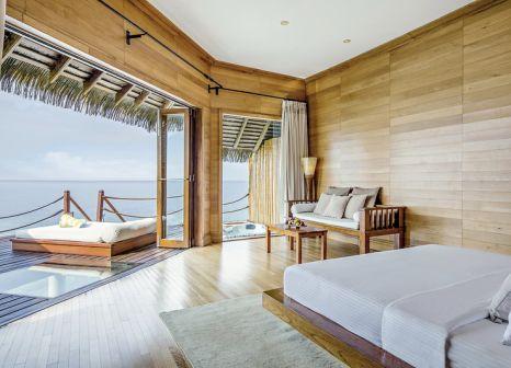 Hotelzimmer mit Fitness im Adaaran Select Meedhupparu