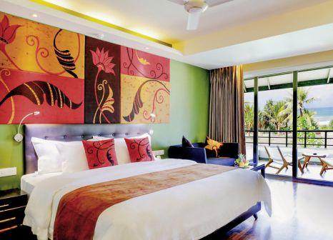 Hotelzimmer mit Yoga im Centara Ceysands Resort & Spa Sri Lanka