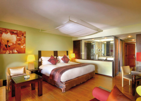 Hotelzimmer mit Golf im Sofitel Mauritius L'Imperial Resort & Spa