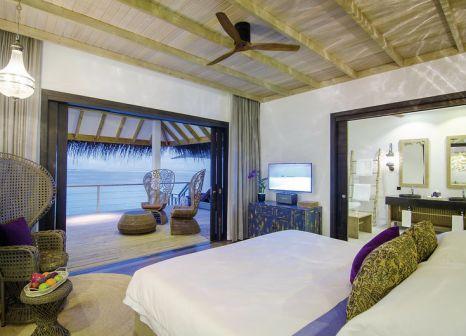 Hotelzimmer mit Fitness im Finolhu Baa Atoll Maldives