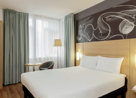 Hotelzimmer mit WLAN im ibis Edinburgh Centre South Bridge - Royal Mile Hotel