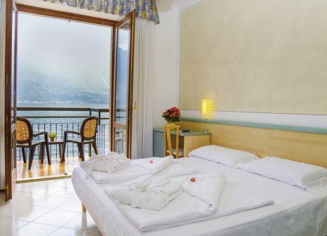 Hotelzimmer mit Tennis im Hotel All'Azzurro