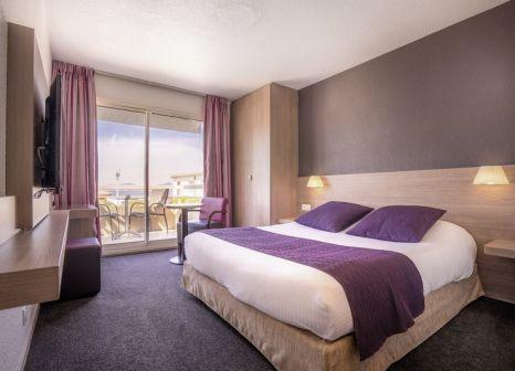 Hotelzimmer mit Fitness im Best Western Plus Hôtel La Marina