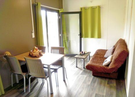 Hotelzimmer mit Tischtennis im Homair Camping Sole di Sari