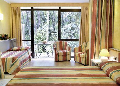 Hotelzimmer mit Tennis im Park Hotel I Lecci