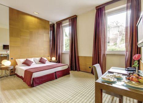 Hotelzimmer mit Restaurant im Kolbe Hotel Rome