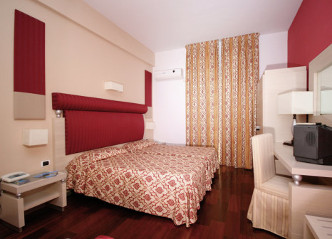 Hotelzimmer mit Tischtennis im Hotel Santa Lucia Le Sabbie d'Oro