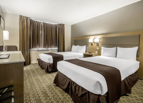 Hotelzimmer im Coast Vancouver Airport Hotel günstig bei weg.de
