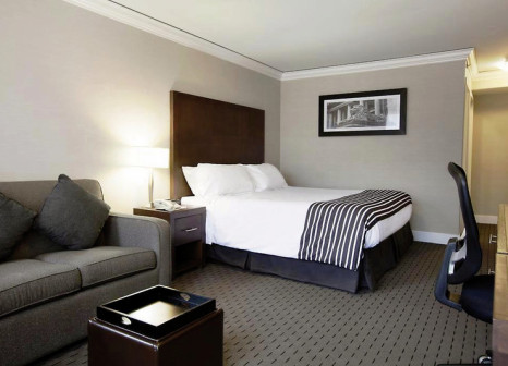 Hotelzimmer mit Golf im Sandman Vancouver City Centre