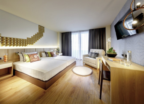 Hotelzimmer mit Volleyball im Hard Rock Hotel Tenerife