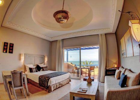 Hotelzimmer mit Volleyball im Paradis Plage Surf Yoga & Spa Resort