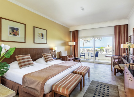 Hotelzimmer mit Volleyball im Cleopatra Luxury Beach Resort Makadi Bay - Adults Only