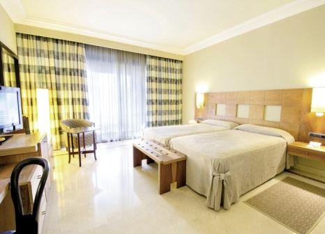 Hotelzimmer mit Mountainbike im Lopesan Costa Meloneras Resort, Spa & Casino