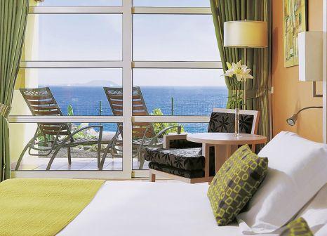 Hotelzimmer mit Mountainbike im H10 Rubicon Palace