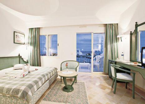 Hotelzimmer mit Mountainbike im Vincci Helios Beach