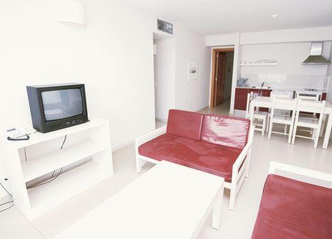 Hotelzimmer mit Minigolf im Aparthotel Costa Mar