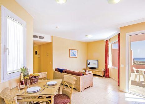 Hotelzimmer mit Fitness im Club de Bungalows Esmeralda Maris