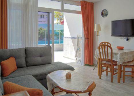 Hotelzimmer mit Golf im Apartamentos Bogota
