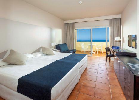 Hotelzimmer mit Volleyball im Best Jacaranda